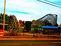 Roller Coasters at Mt. Olympus Park - panoramio.jpg