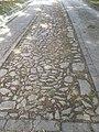 Roman Road remains. - Érd, Hungary.JPG