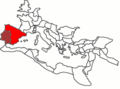 RomeinseRijk-HispaniaCiterior en Ulterior.PNG