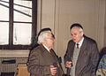 Romul Munteanu si Ion Brad.jpg