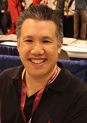 Ron Lim - Lim at WonderCon 2013