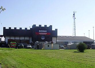 Rona, Inc. - Cashway in Milton, Ontario