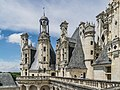 Roof of the Chambord Castle 03.jpg