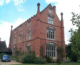 John Suckling (politician) - Roos hall, Suffolk - bought by Suckling in 1600