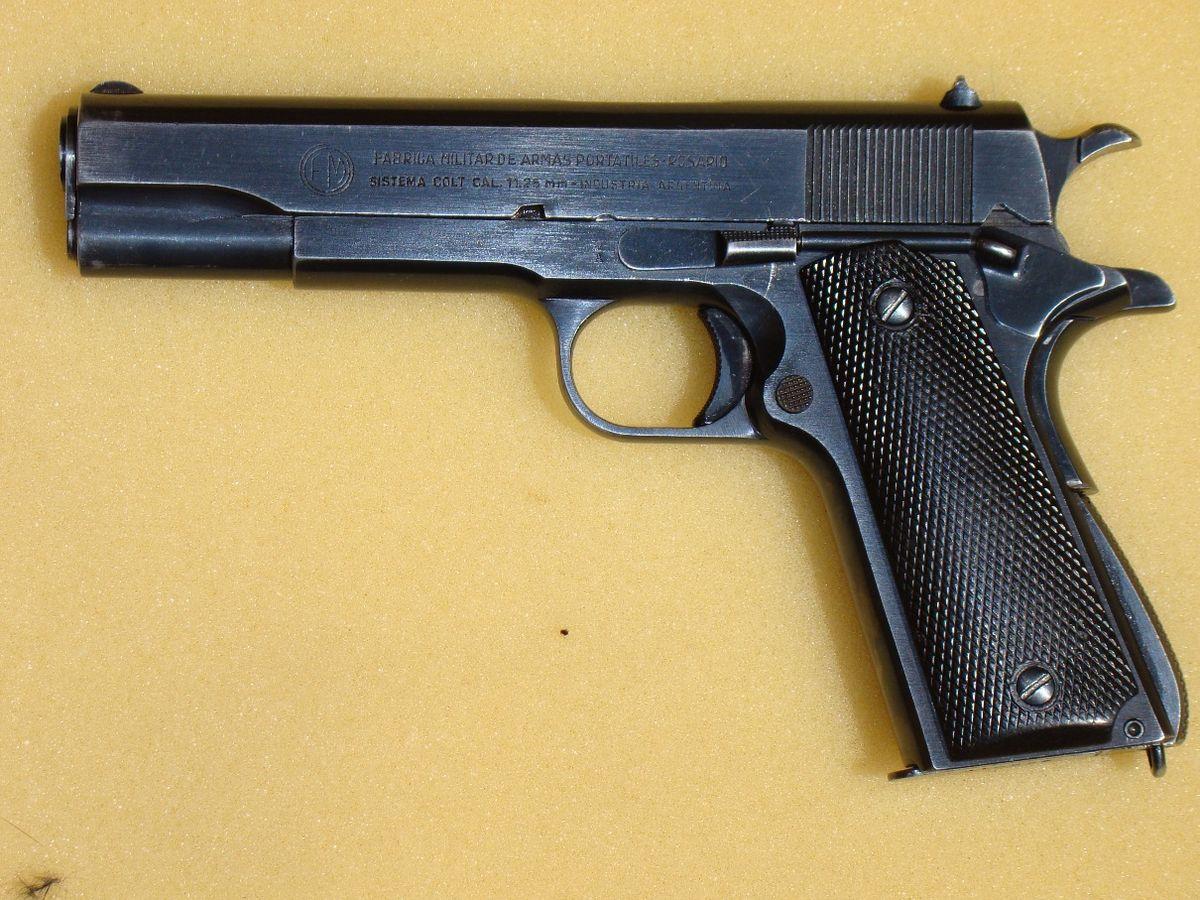 Sistema Colt Modelo 1927 - Wikipedia, la enciclopedia libre