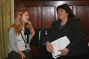 Rosie Cooper - Rosie Cooper (right).