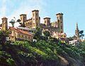 Rova manjakamiadana antananarivo destruction of walls 1999.jpg