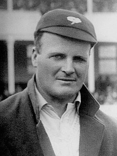 Roy Kilner English cricketer