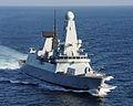 Royal Navy Type 45 Destroyer HMS Daring MOD 45153705.jpg