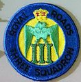 Royal Roads Military College 3 Squadron patch.jpg