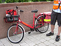 Royalmail postal bike Portsmouth.jpg