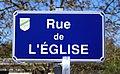 Rue du village de Soréac (Hautes-Pyrénées) 2.jpg