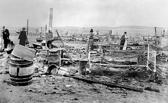 History of public relations - The aftermath of the Ludlow Massacre