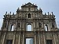 Ruins of St. Paul's, Ruínas da Antiga Catedral de São Paulo, Macau, 大三巴, 大三巴牌坊, 聖保祿大教堂遺址, 澳門 (17310246251).jpg