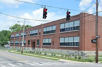 Northside, Lexington - Image: Russell School in Lexington