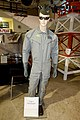 Russian flight suit, Merrill McPeak exhibit - Oregon Air and Space Museum - Eugene, Oregon - DSC09895.jpg