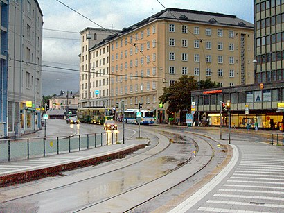 How to get to Kurvi with public transit - About the place