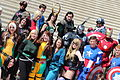 SDCC 2012 - Marvel group photo (7567557470).jpg