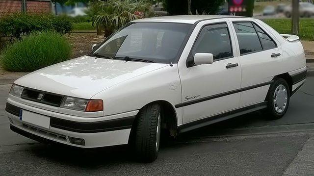 SEAT Toledo Sport 1992 con PackGT