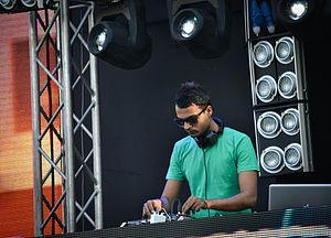 SEQU3L - SEQU3L at Mud Rush Festival, India, 2013.jpg