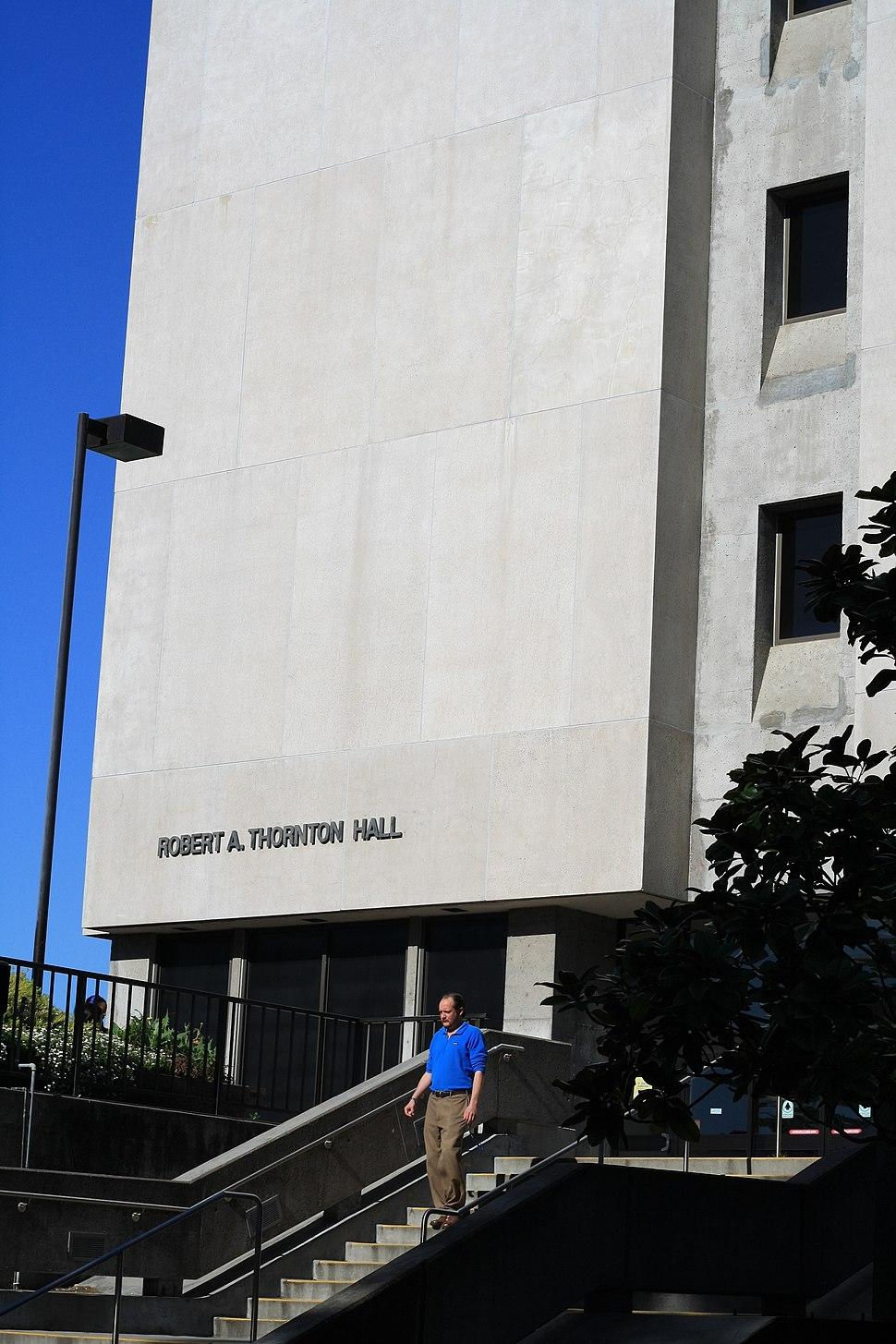 SFSU Campus ThorntonHall Nov2012