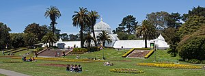 Conservatory of Flowers - Image: SF Conservatory of Flowers 2014 05