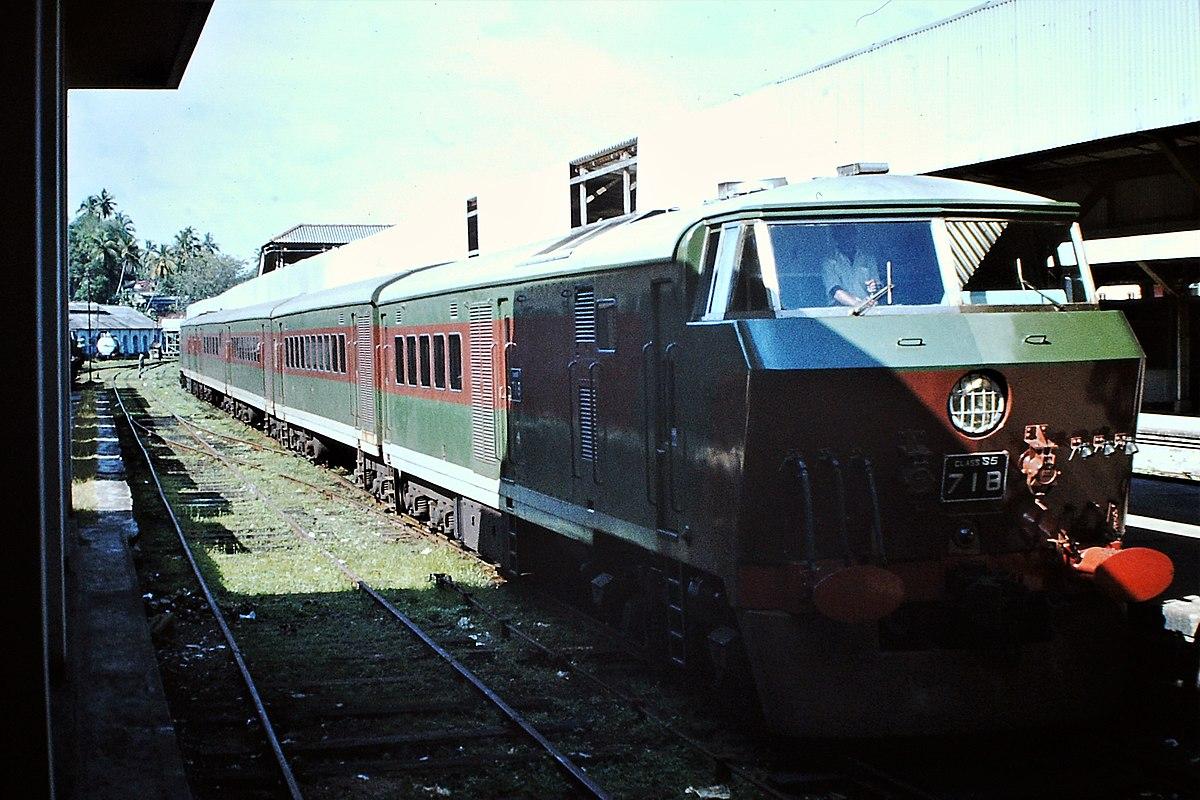 Sri Lanka Railways S5 Wikipedia