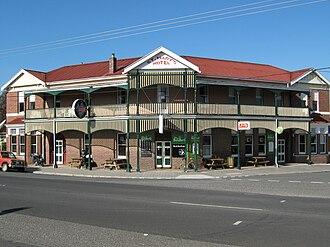 St Marys, Tasmania - St Marys Hotel