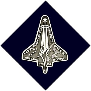 STS-107 - STS-107 Robbins Medallion