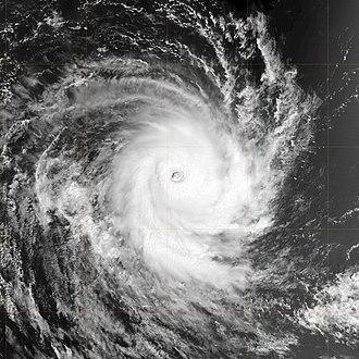 2005–06 Australian region cyclone season - Image: STS Bertie Alvin 2005