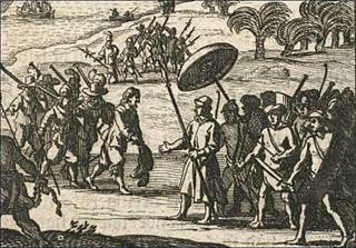 Sebald de Weert Captain and vice admiral Dutch East India Company