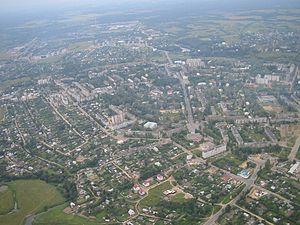 Safonovsky District - View of Safonovo, Safonovsky District