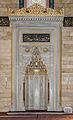 Sabancı Merkez Camii - Mihrab.jpg