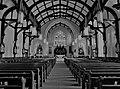 Sacred Heart Cathedral - Davenport, Iowa interior 2018 01 bw.jpg