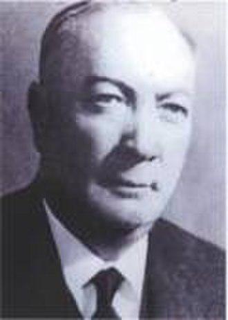 Sa`id Al-Mufti - A photograph of Said Pasha