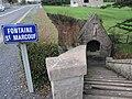 Saint-Marcouf de l'Isle - Fontaine Saint Marcouf.JPG