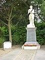 Saint-Sylvestre-Cappel (Nord, Fr) monument aux morts.JPG