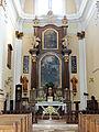 Saint Anthony church in Biała Podlaska - Interior - 05.jpg