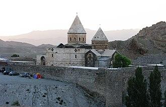 Jude the Apostle - Saint Thaddeus Armenian Monastery, Iran