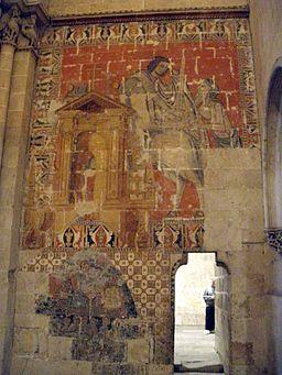 Salamanca - Catedral Vieja, interior 02