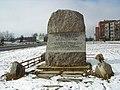 Salaspils, poļu - zviedru kara piemineklis 2000-03-19 - panoramio.jpg