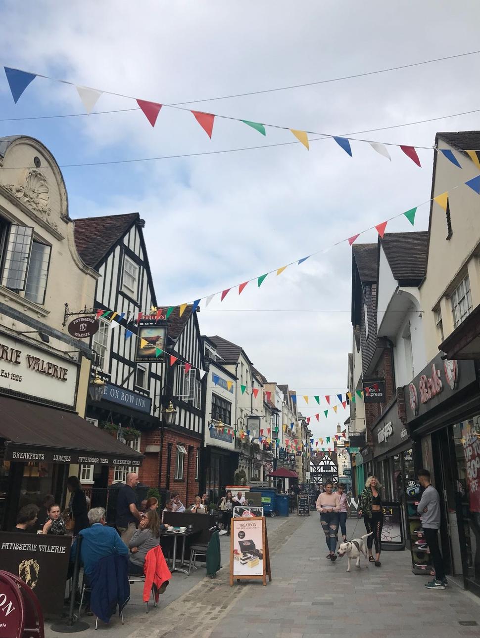 Salisbury, Butchers Row