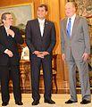 Saludo protocolario a su majestad, Don Juan Carlos, rey de España (13991127112).jpg