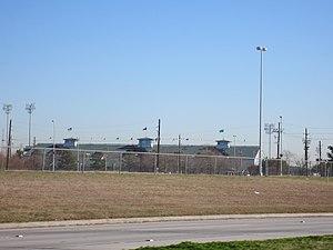 Sam Houston Race Park - The race park in 2014