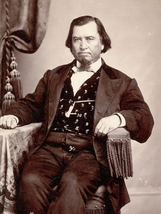 Choctaw in the American Civil War - Sampson Folsom was a colonel during the Civil War.