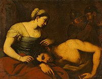 Samson and Delilah by a follower of Luca Giordano Mauritshuis 356.jpg