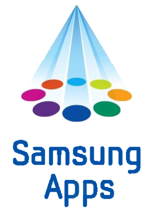 English: Samsung Apps Logo