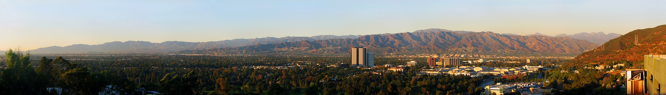 San Fernando Valley Travel Guide At Wikivoyage