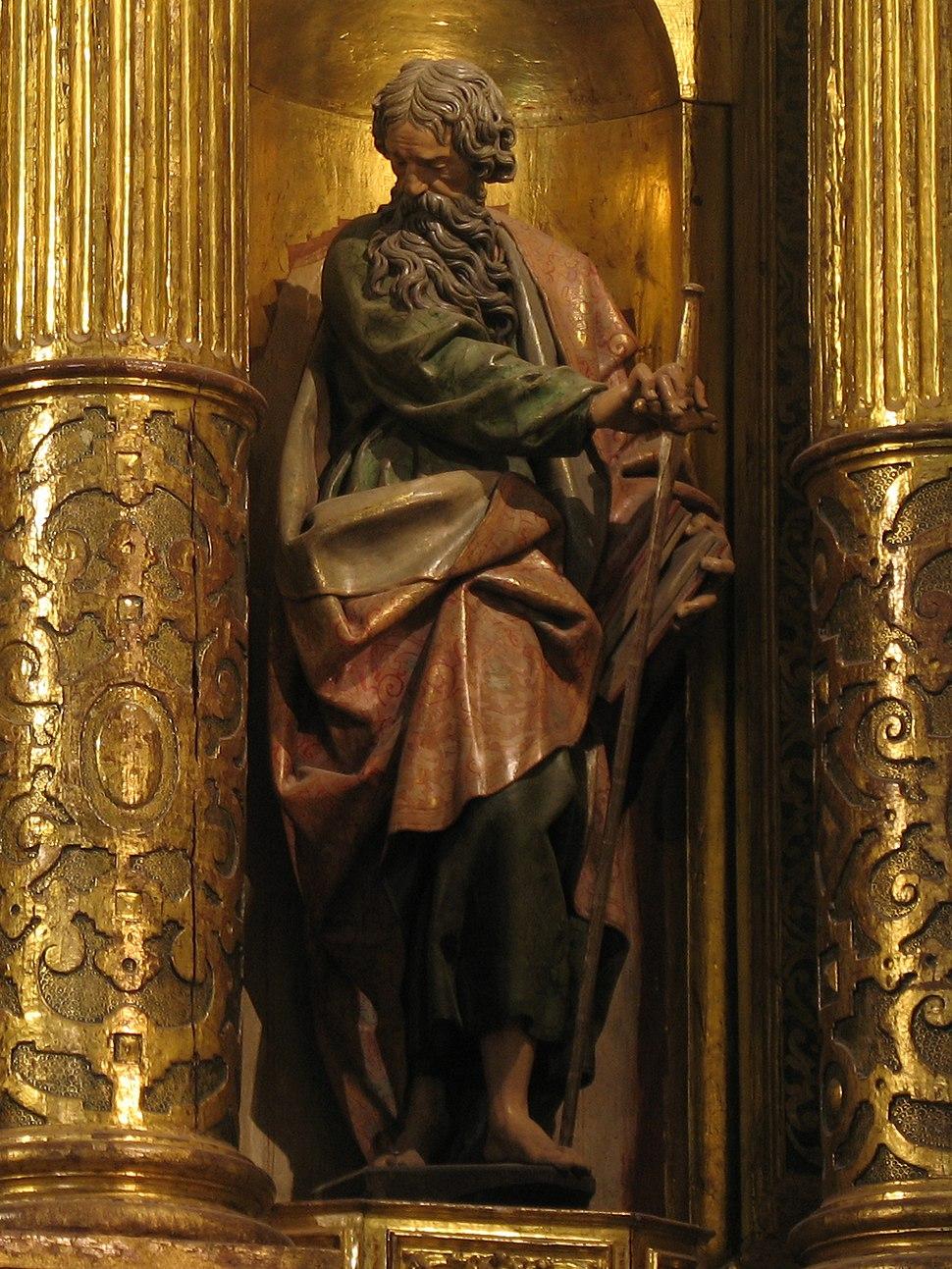 San Pablo (1606) - Gregorio Fernández