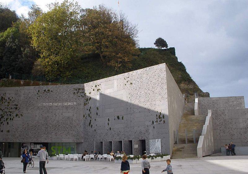 Roteiro no País Basco, Espanha